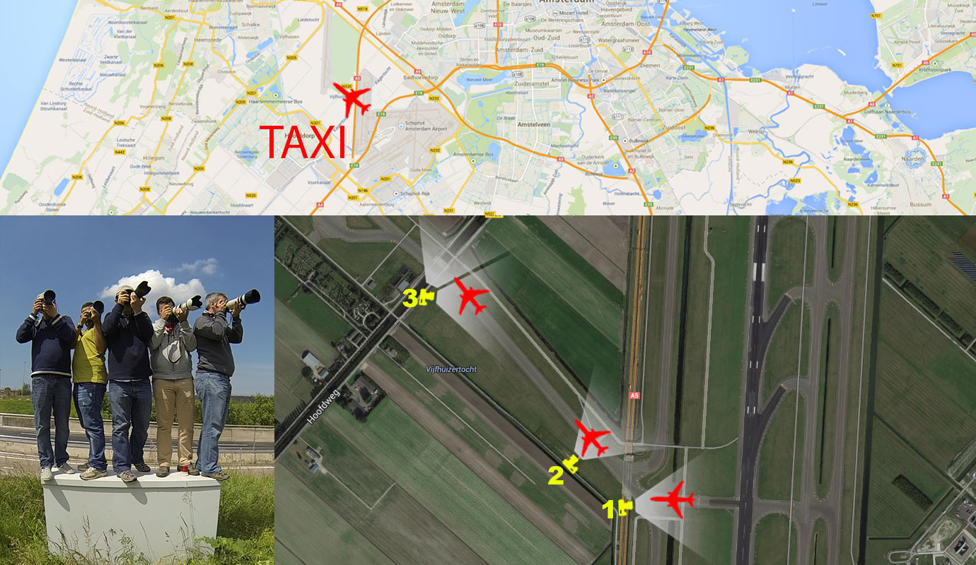 Spotting-AMS-TAXI