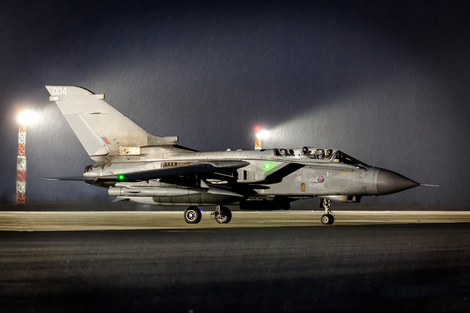 All Weather, Tornado GR.4, '004', ZA370
