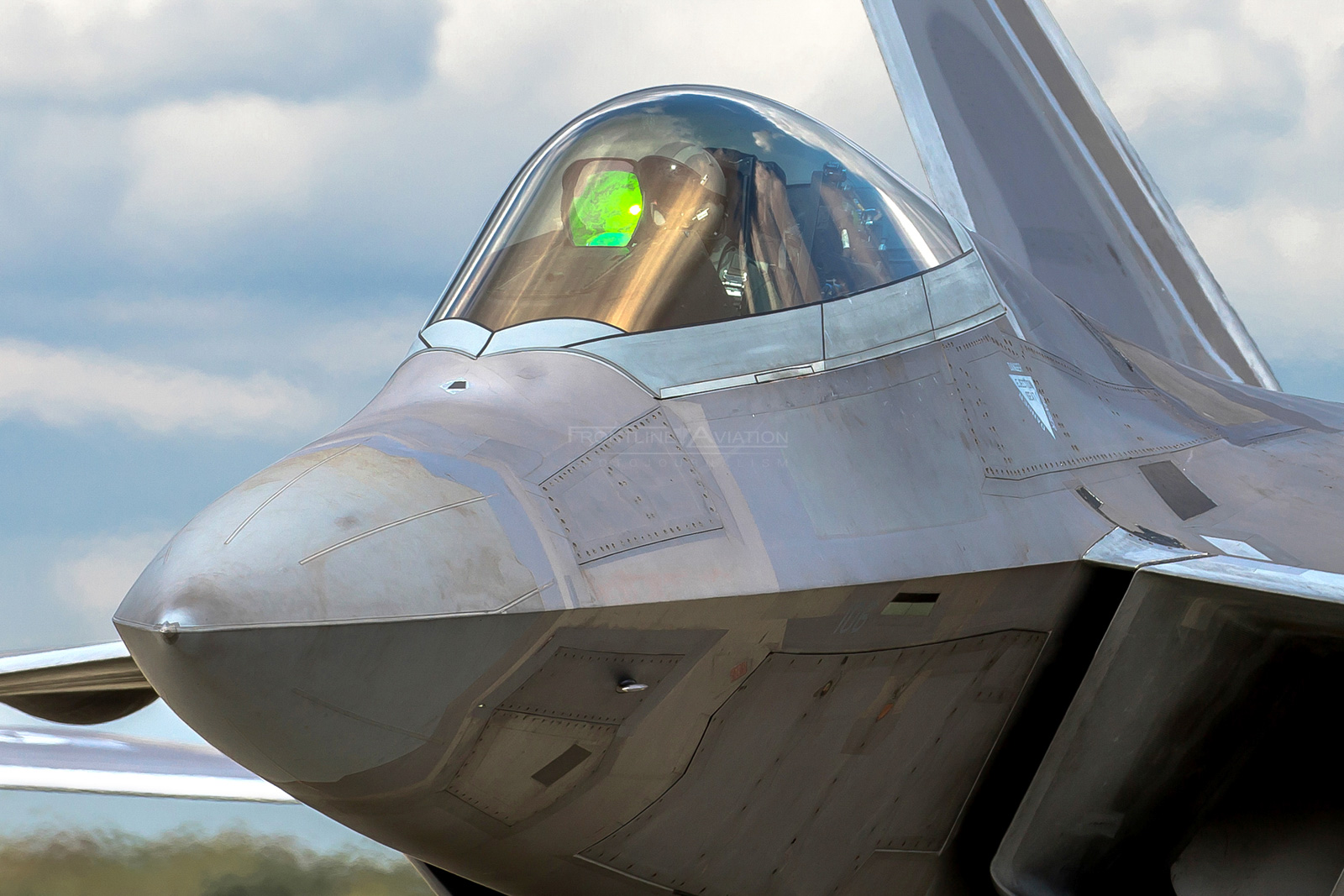 F-22A Raptor, 05-4106, 95th FS, Tyndall AFB