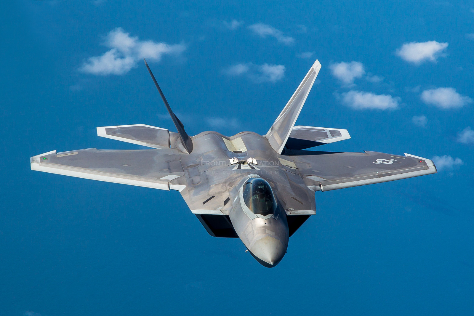 Lockheed Martin F-22A Raptor, 05-4095, 95th FS