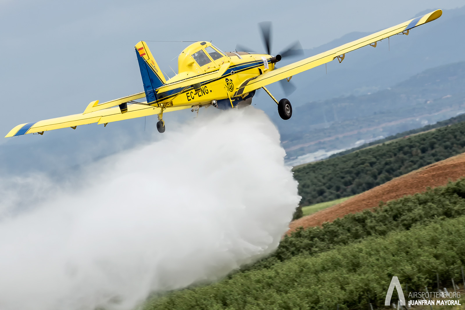Air Tractor AT-802 EC-LNG Faasa Aviación